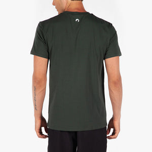 Base Logo Tee - Forest Green - Prowolf