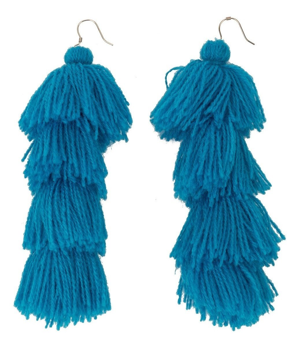 Diy Tassel Earrings The Shopping Bag