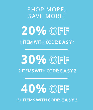 Shop More, Save More: Take Up to 40% Off