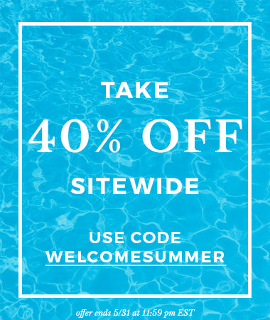 Welcome Summer Sale