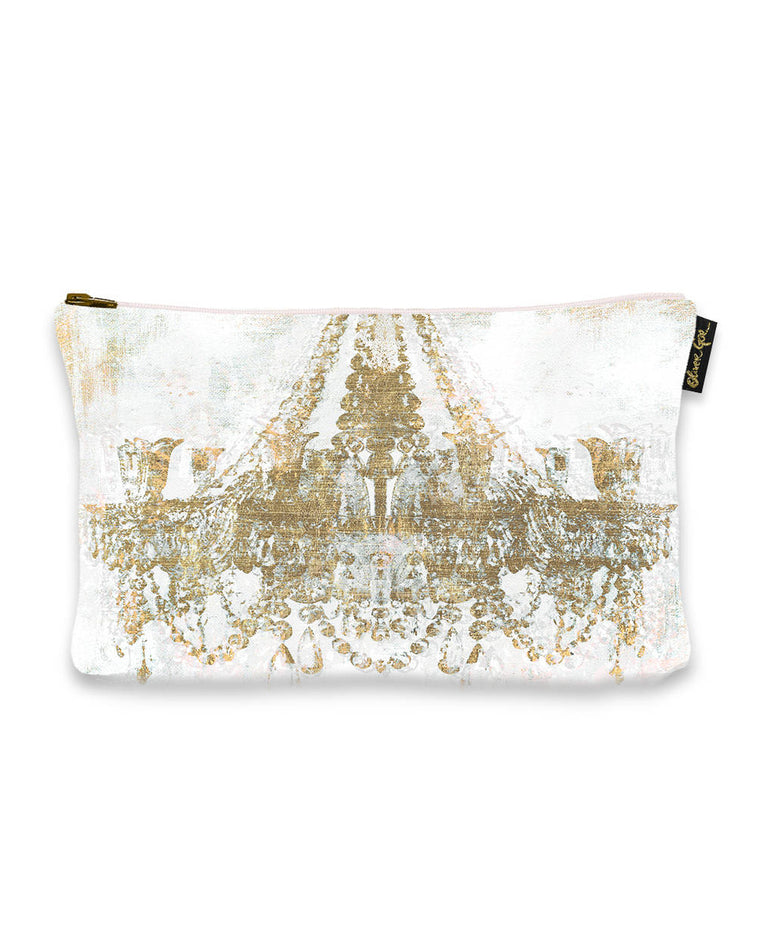 'Gold Diamonds' Pouch