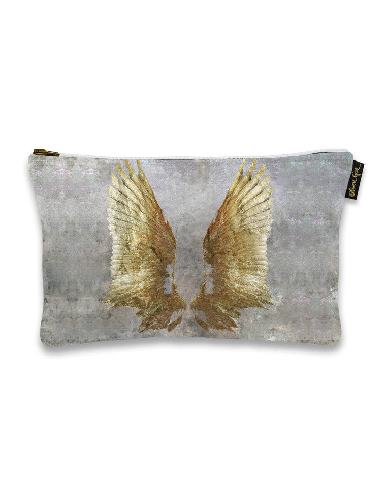 'My Golden Wings' Pouch