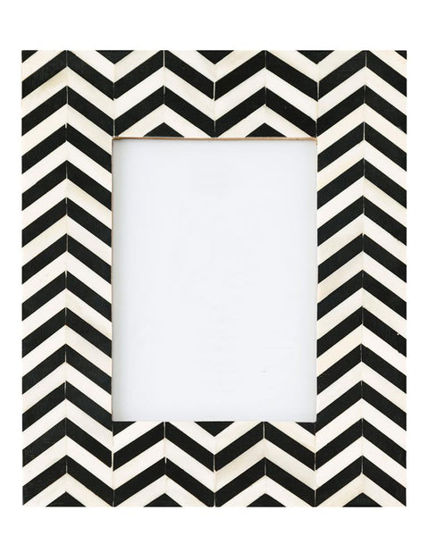 Loft Chevron Inlay Frame