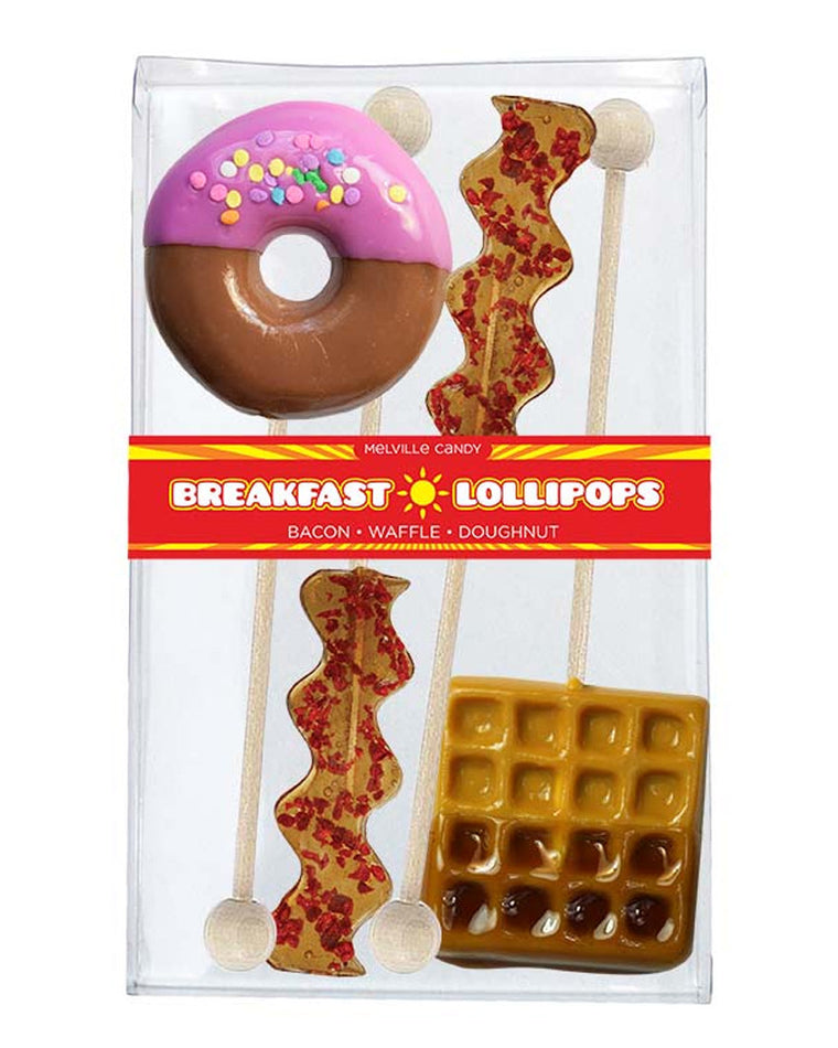 Breakfast Lollipop Gift Set
