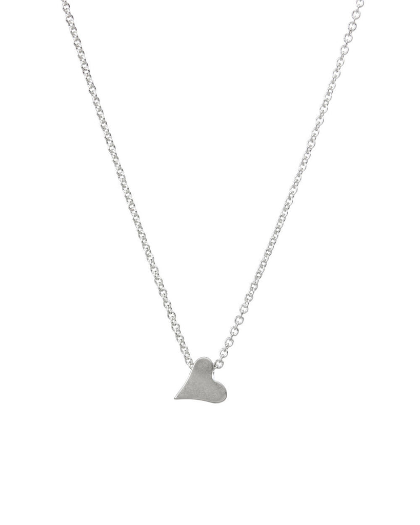 We Heart You Mom Happy Heart Necklace