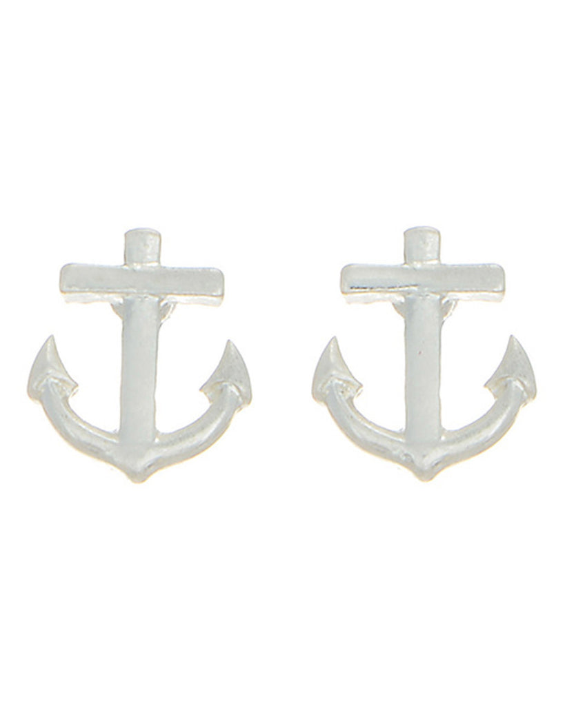 Petite Anchor Studs