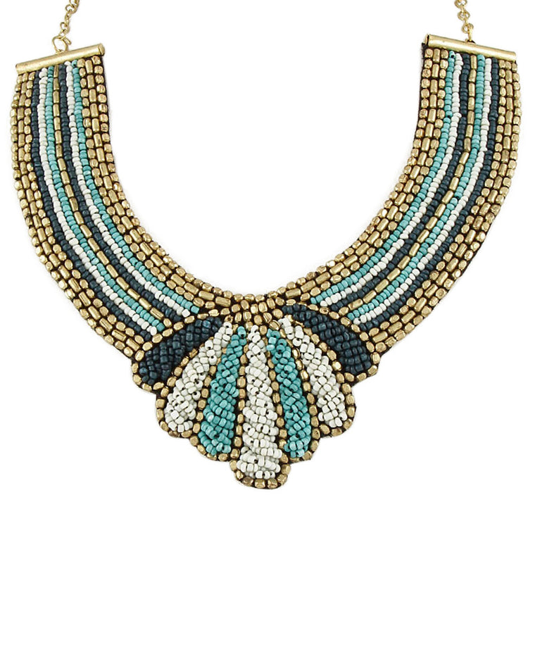 Sutton Bib Necklace