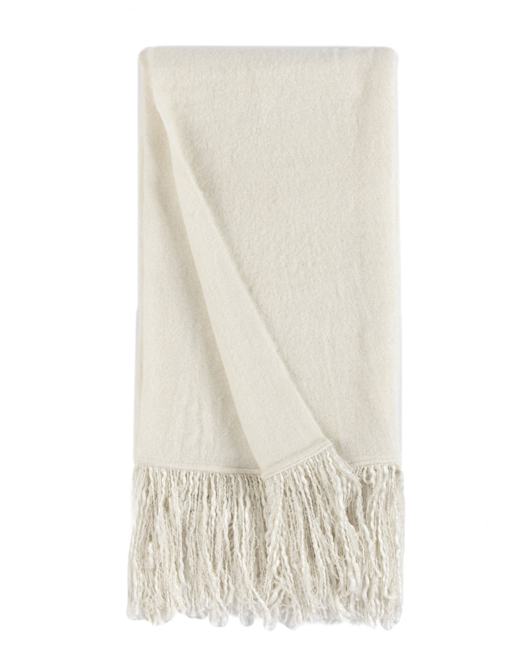 Fab Fringe Throw Blanket