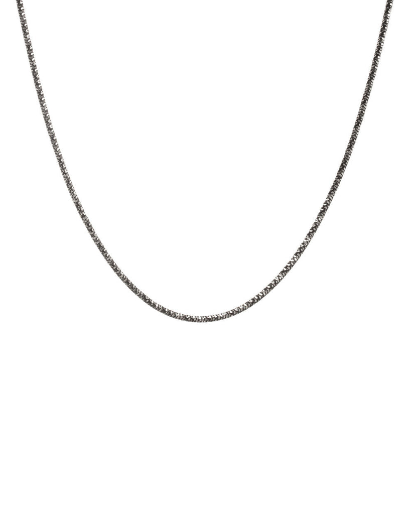 Sparkle Rope Chain Choker