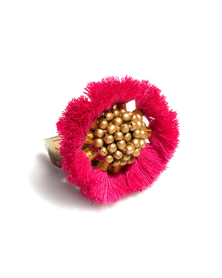 Kali Fringe Ring