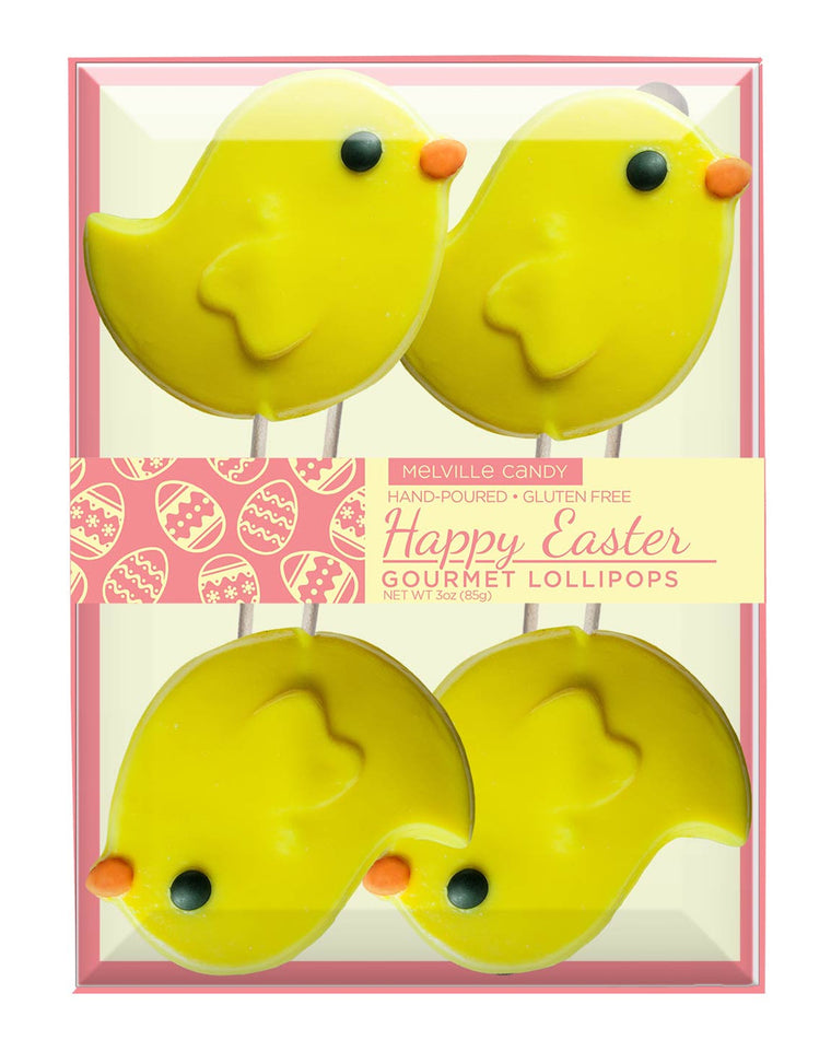 Sweet Chicks Lollipop Gift Set