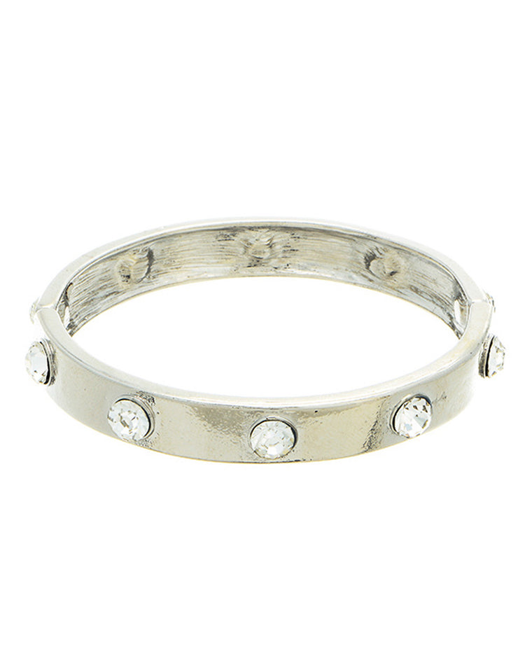 Vanessa Rhinestone Bangle