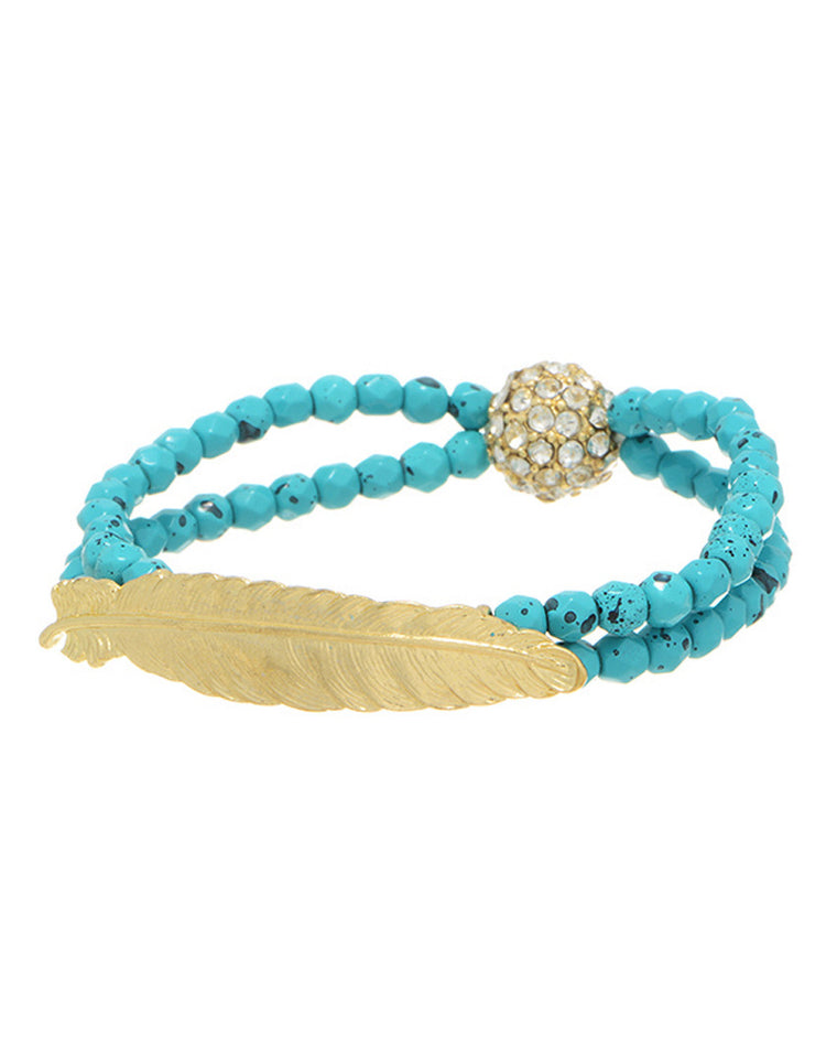 Free Spirit Stretch Bracelet