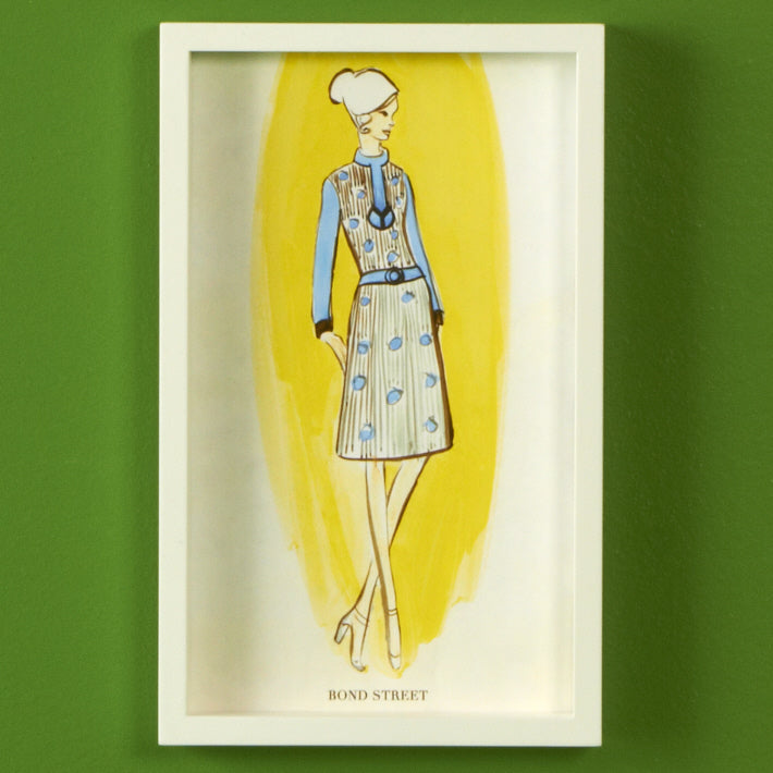 Luxury Vintage Fashion Wall Art Images - All About Wallart ...