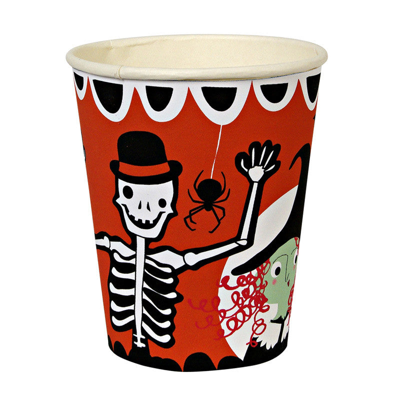 Boo! Party Cups (Set of 12)