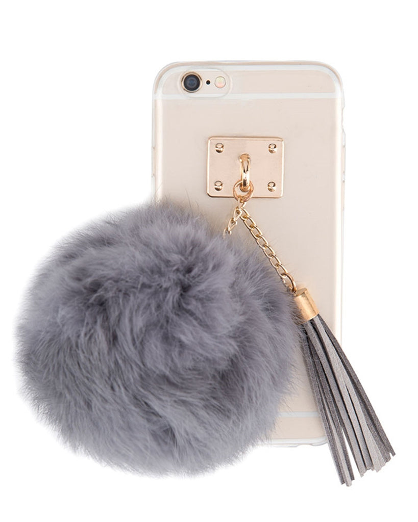 Lulu Fur Pom Pom iPhone 6 Case