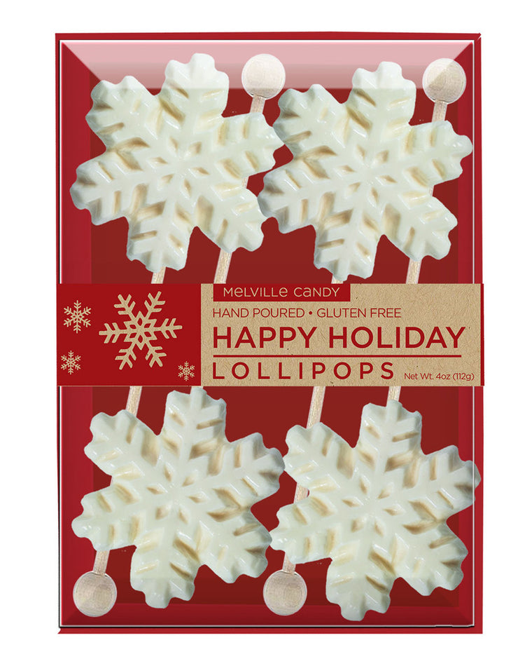 Snowflake Lollipop Gift Set