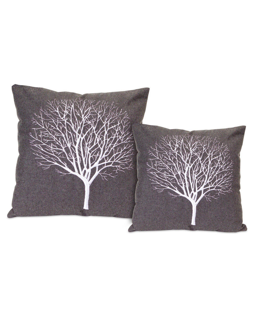Tree Throw Pillow Set