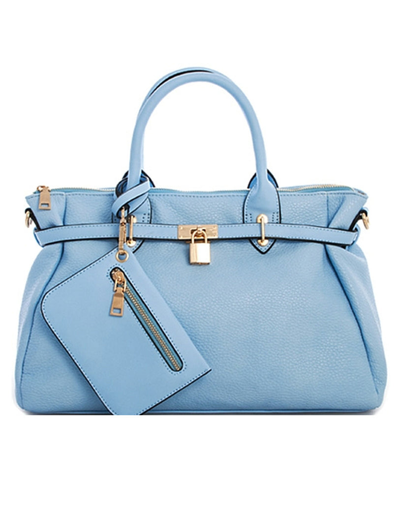 Front Lock Princess Satchel