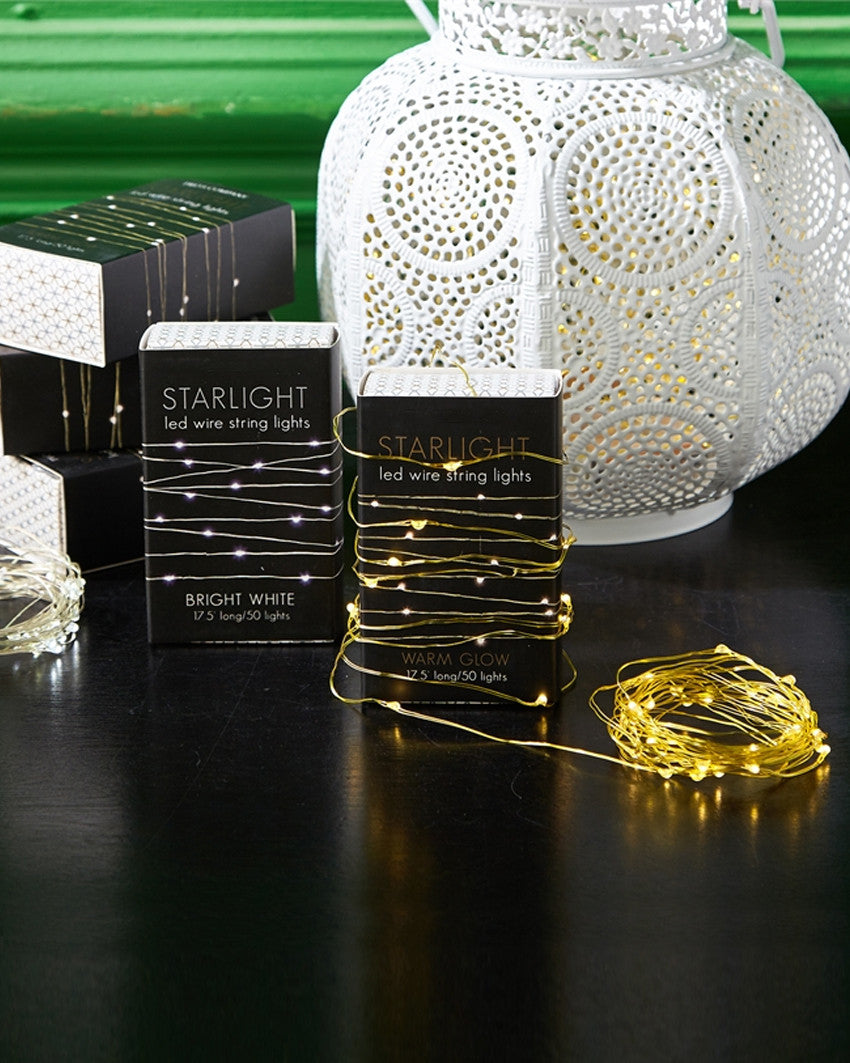 Starlight LED Wire Micro String Lights - The Shopping Bag