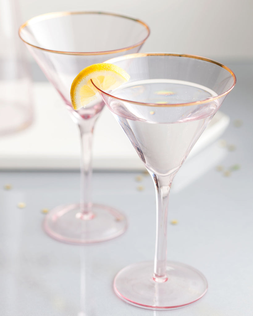 Anything Goes Martini Glasses (Set of 4)