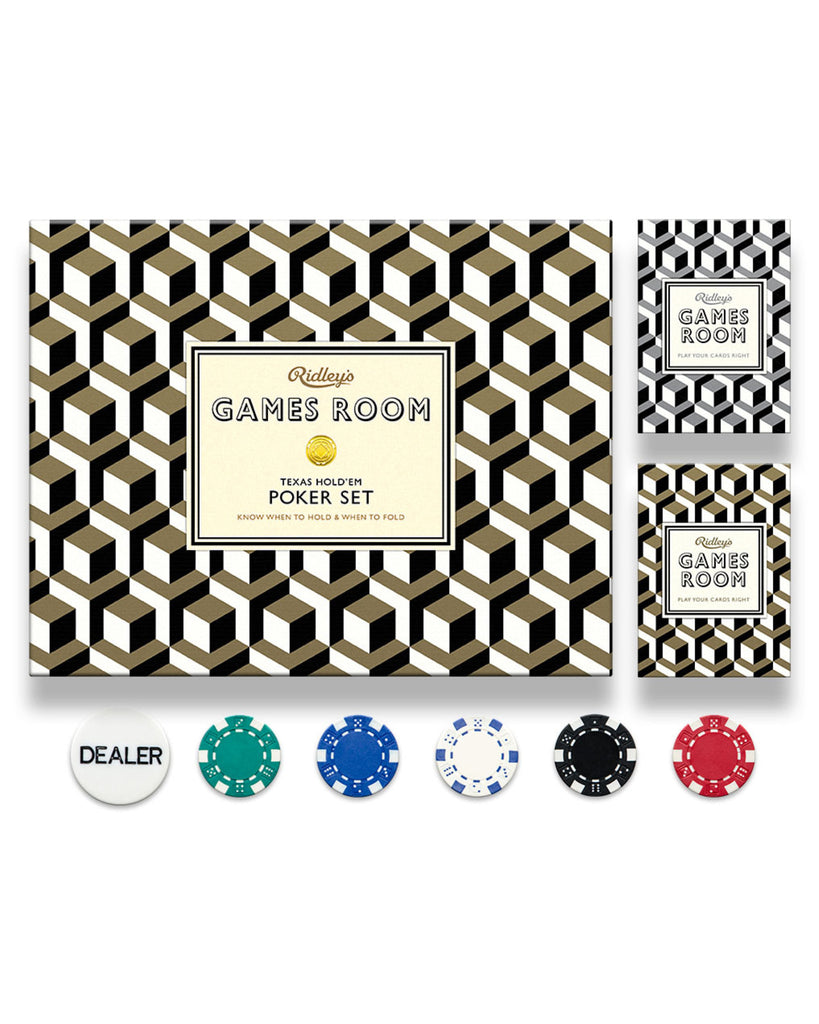 Poker Game Set