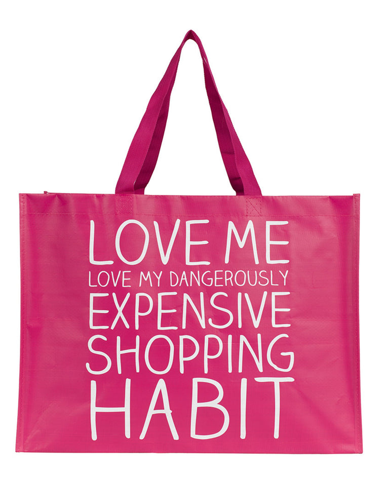 'Love Me' Medium Tote Bag