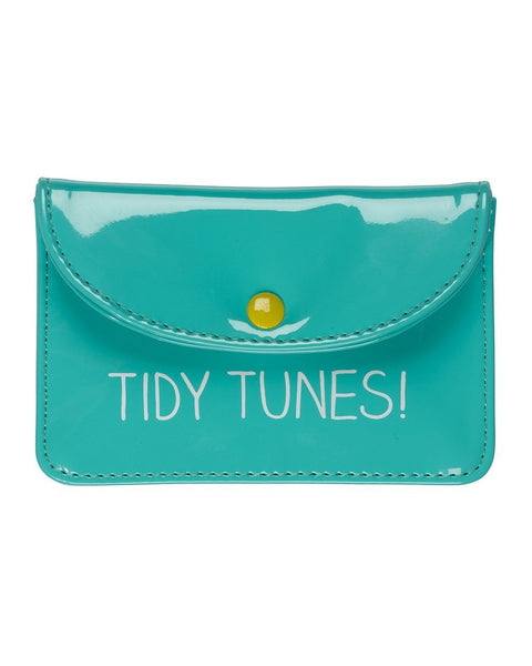 Tidy Tunes Earphone Case