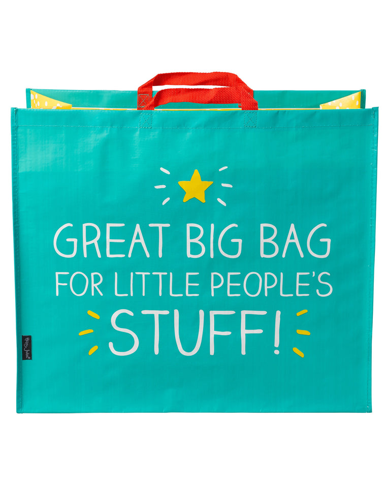 Little People's Stuff Large Tote Bag