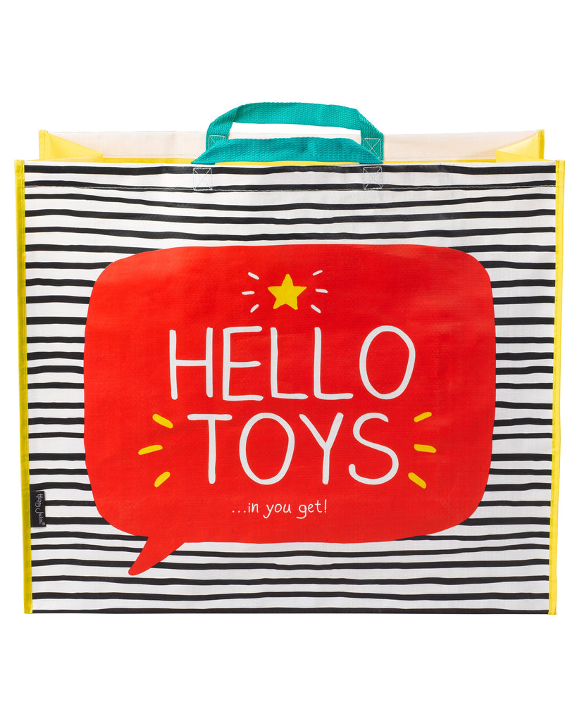 Hello Toys Large Tote Bag