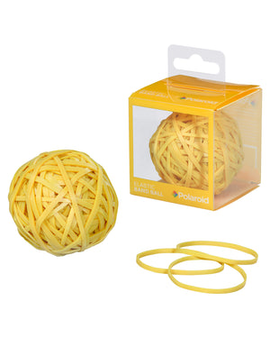 Colorful Elastic Band Ball