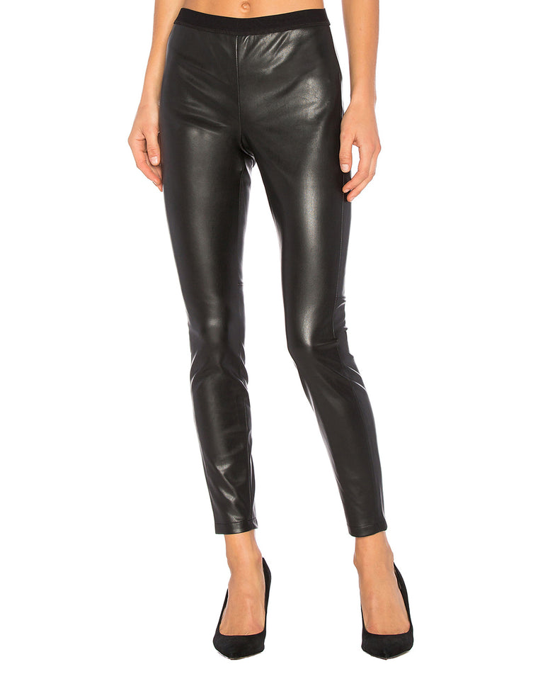 Juliet Vegan Leather Legging