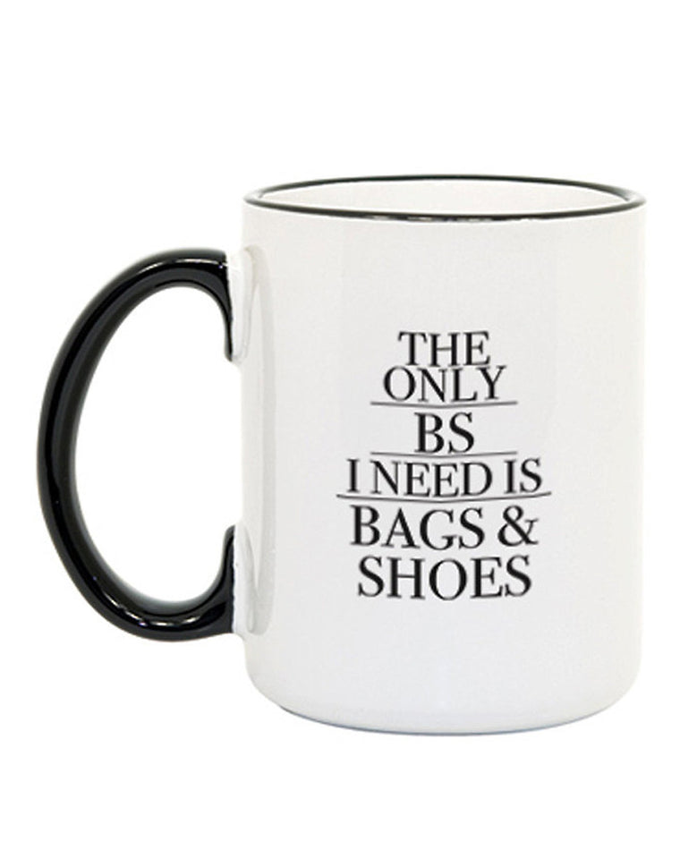 Bags and Shoes Coffee Mug