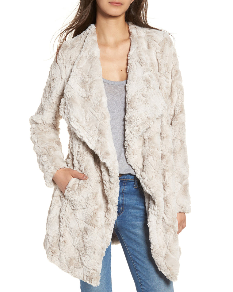 Tucker Wubby Faux Fur Coat