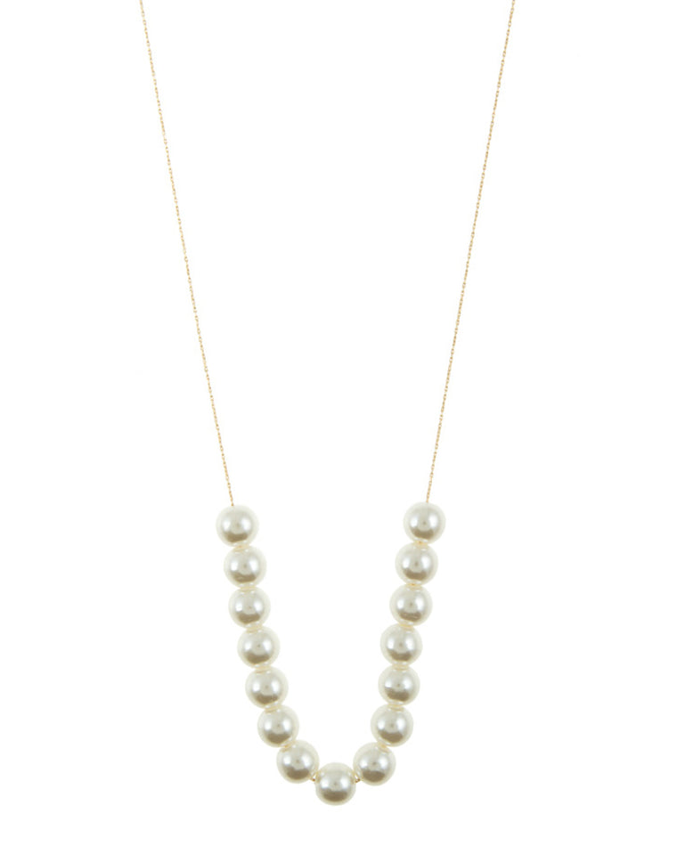 Erin Pearl Strand Necklace