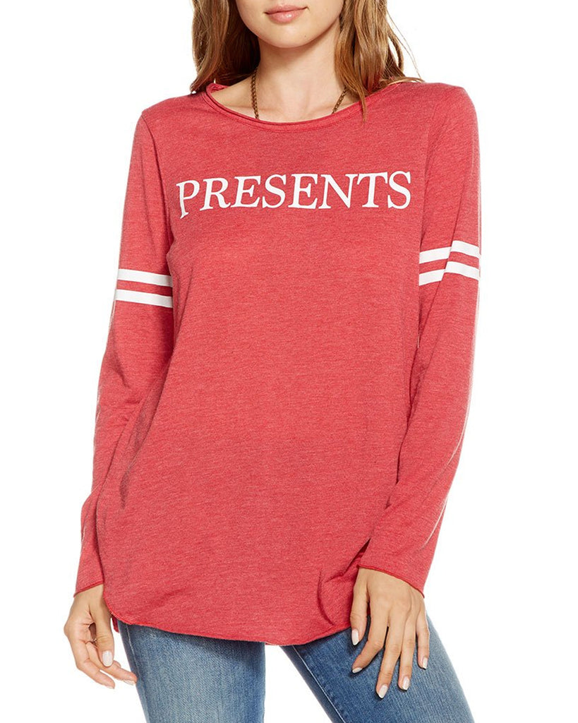 Presents Jersey Long Sleeve Tee