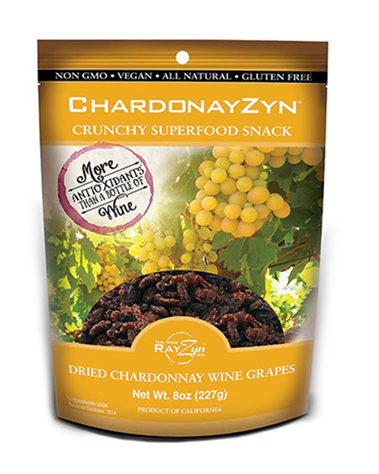 ChardonayZyn Dried Chardonnay Wine Grapes
