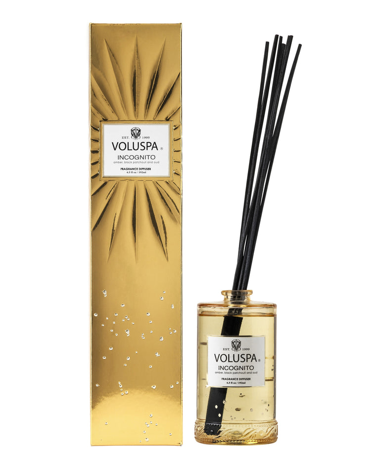 Incognito Fragrant Oil Reed Diffuser