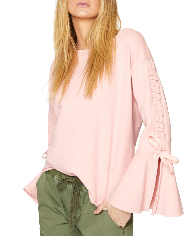 Upper West Bell Sleeve Sweatshirt