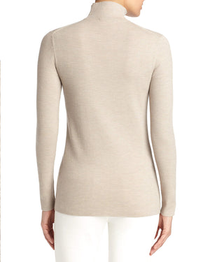 Skinny Ribbed Pullover Sweater