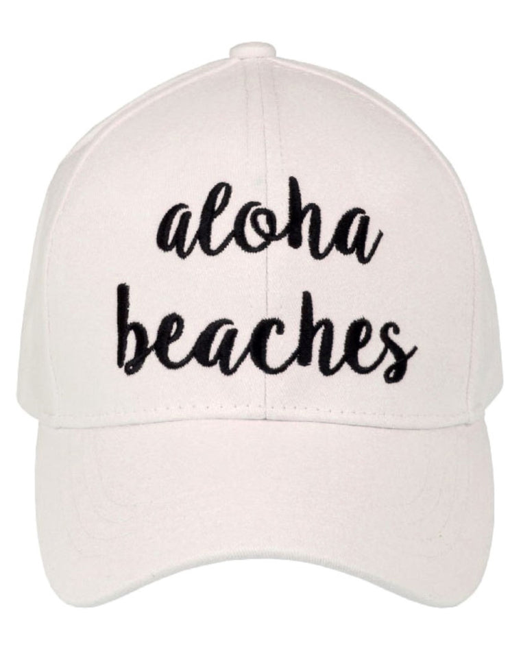 Aloha Beaches Baseball Cap