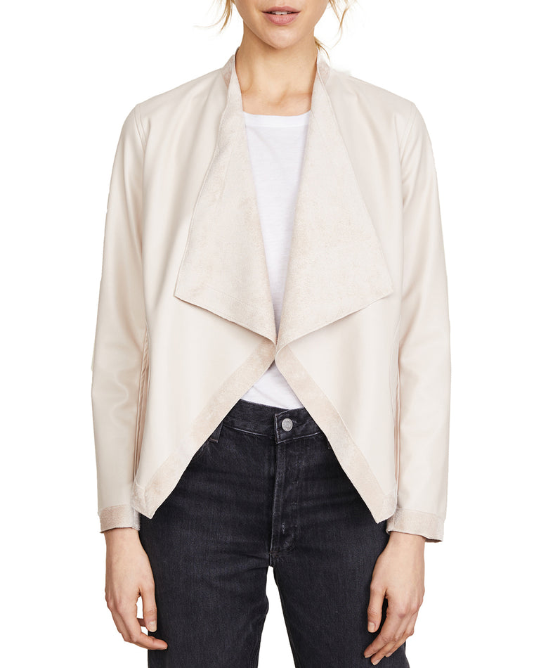 Teagan Reversible Faux Leather Jacket