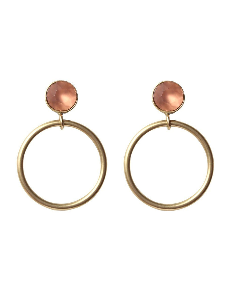 Cecelia Hoop Earrings
