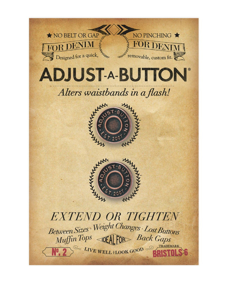 Adjust-A-Button for Denim