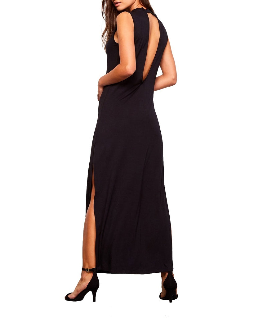 Sasha Open Back Midi Dress