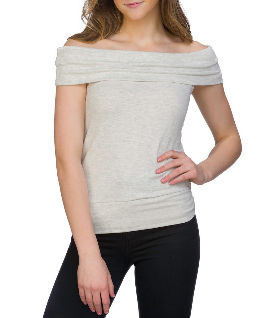 Cathie Off-the-Shoulder Top