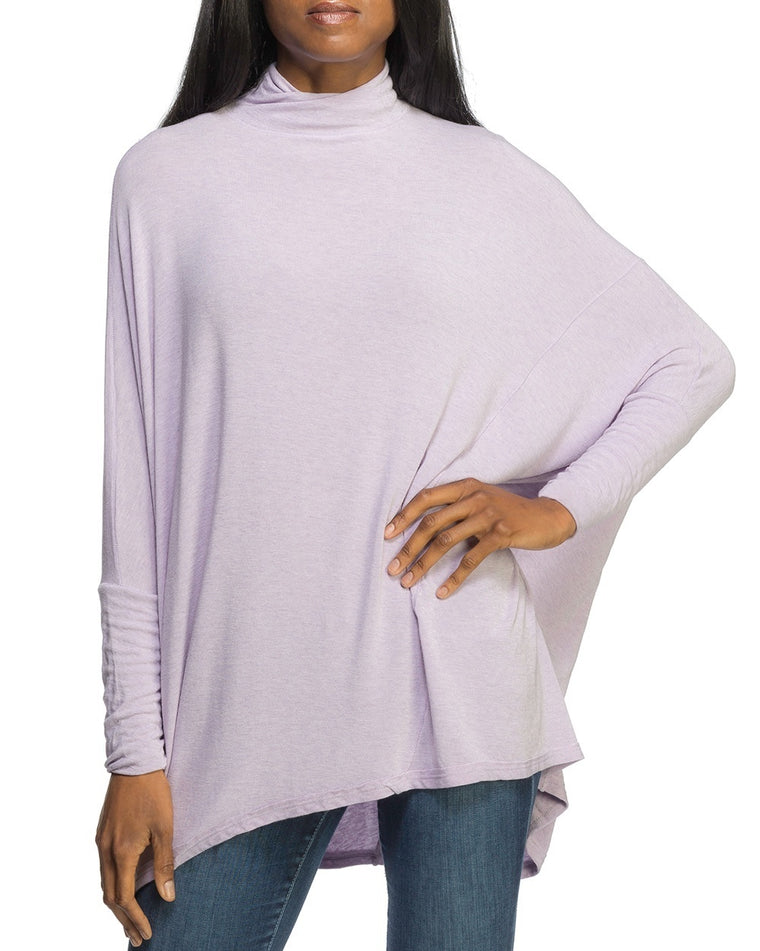 Terry Turtleneck Tunic
