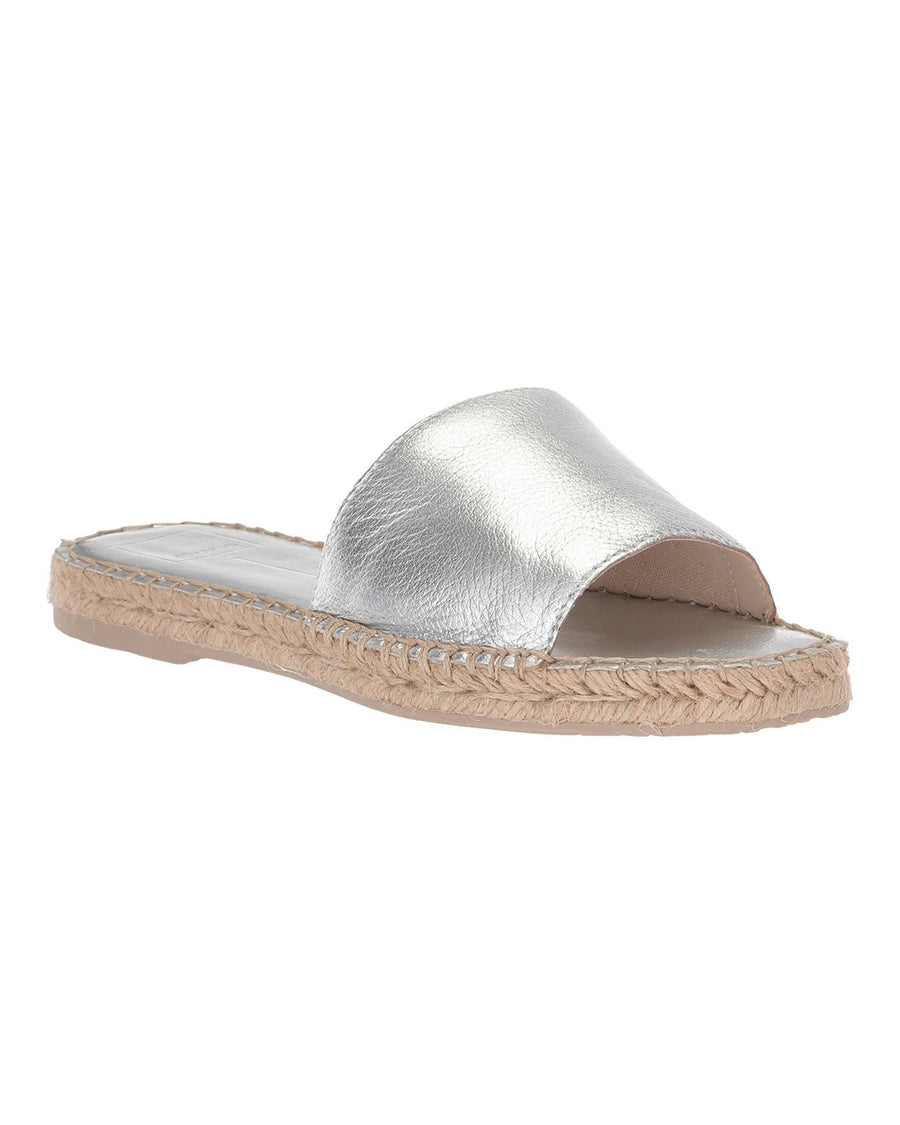Bobbi Espadrille Slide Sandals