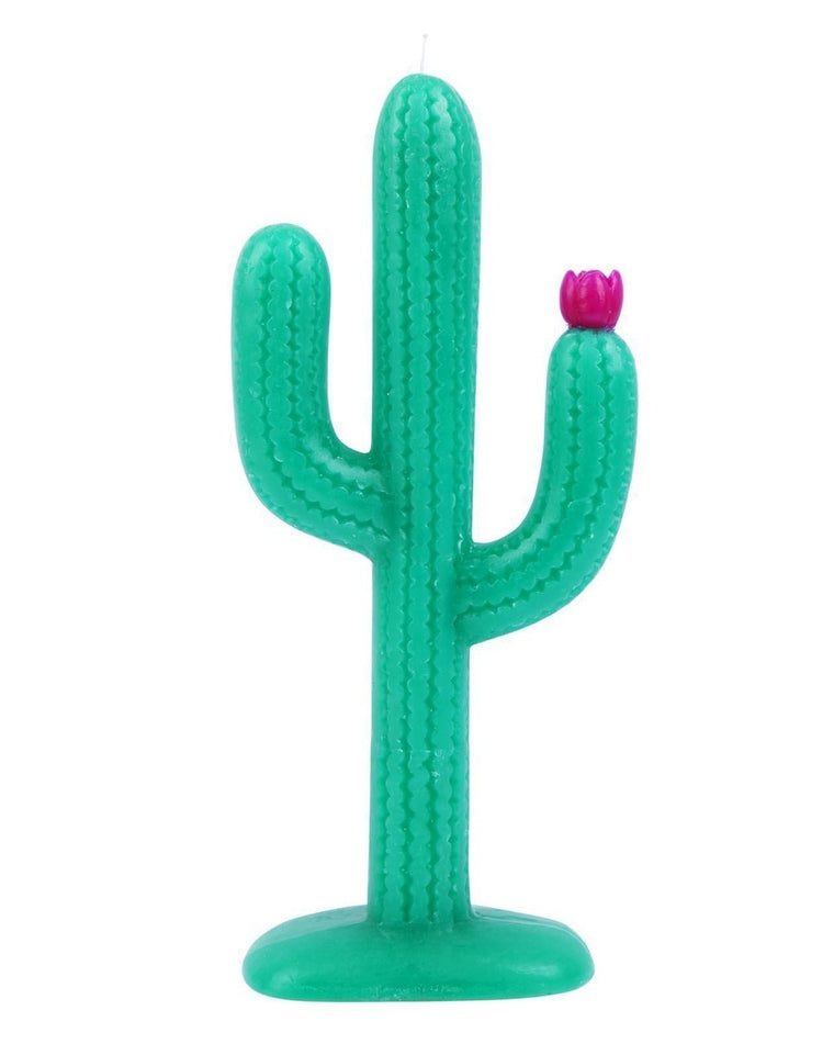 Cactus Large Candle