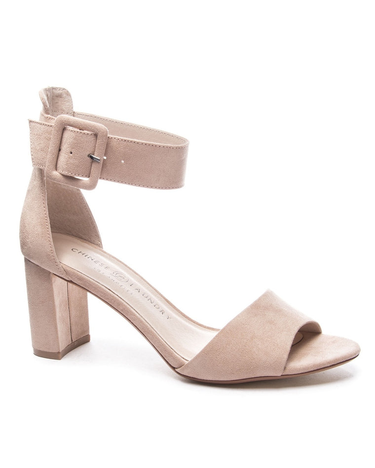 Rumor Ankle Strap Heel Sandals